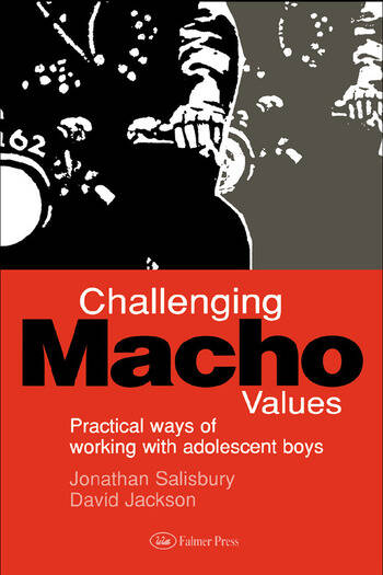 Challenging Macho Values book cover