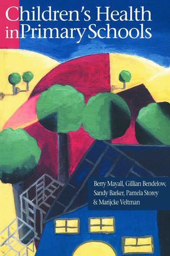 Children's Health In Primary Schools book cover