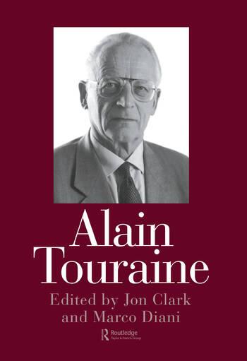 Alain Touraine book cover