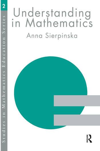 Understanding in Mathematics book cover