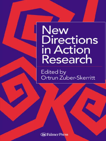 New Directions in Action Research book cover