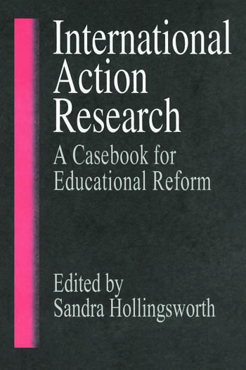 International Action Research Educational Reform book cover