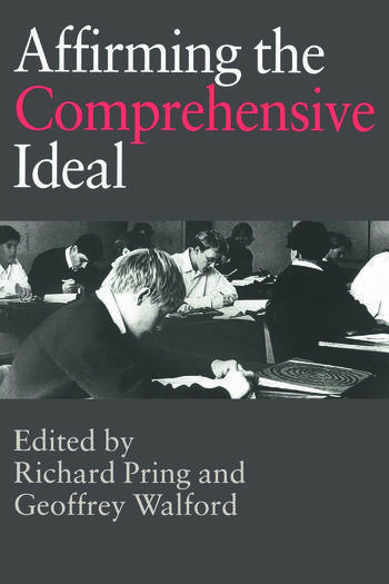 Affirming the Comprehensive Ideal book cover