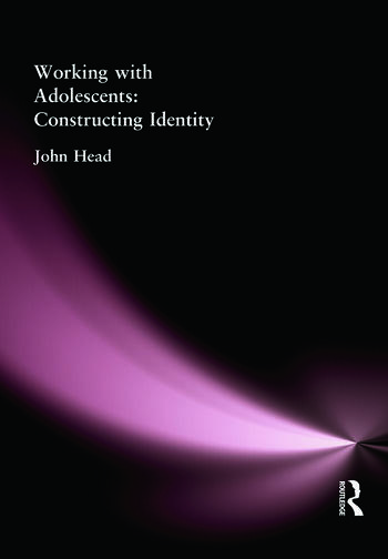 Working With Adolescents Constructing identity book cover