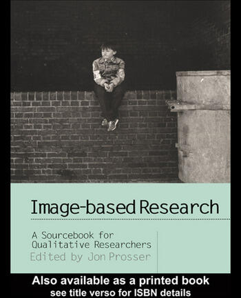 Image-based Research A Sourcebook for Qualitative Researchers book cover