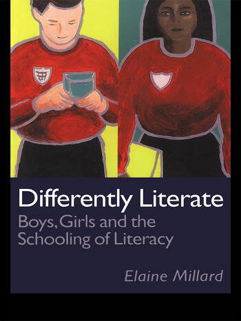 Differently Literate Boys, Girls and the Schooling of Literacy book cover