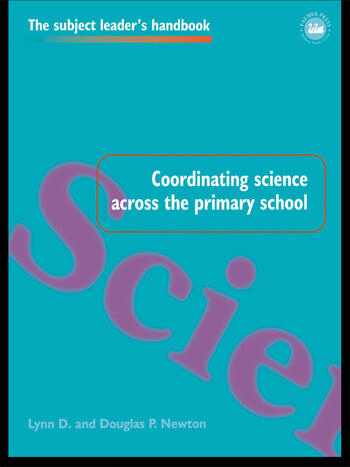 Coordinating Science Across the Primary School book cover