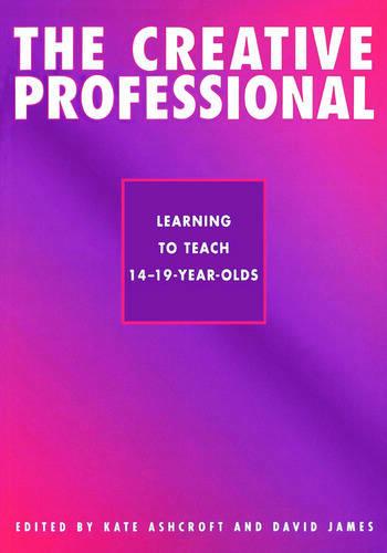 CREATIVE PROFESSIONAL book cover