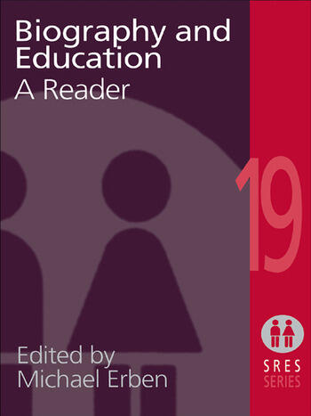 Biography and Education A Reader book cover