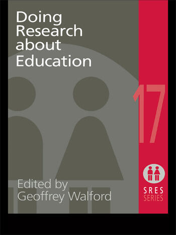 Doing Research About Education book cover