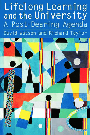 Lifelong Learning and the University A Post-Dearing Agenda book cover