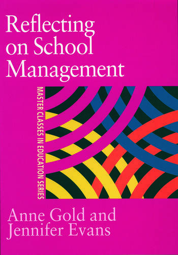 Reflecting On School Management book cover