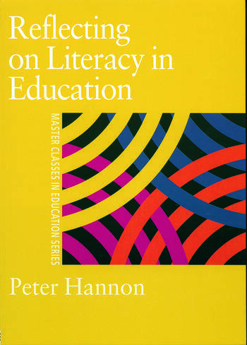 Reflecting on Literacy in Education book cover