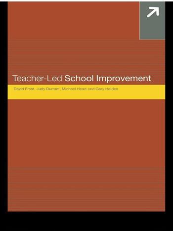 Teacher-Led School Improvement book cover