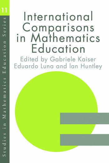 International Comparisons in Mathematics Education book cover