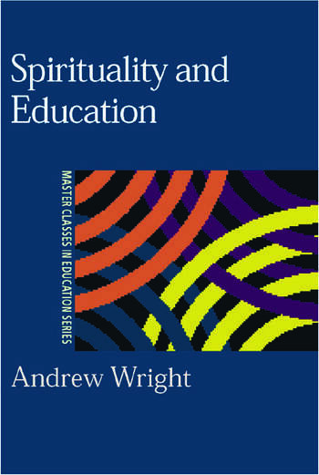 Spirituality and Education book cover