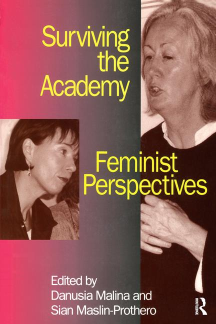 SURVIVING THE ACADEMY book cover