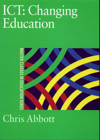 ICT: Changing Education book cover