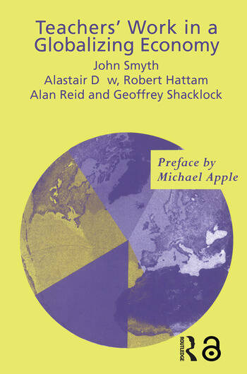 Teachers' Work in a Globalizing Economy book cover