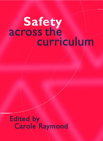 Safety Across the Curriculum Key Stages 1 and 2 book cover