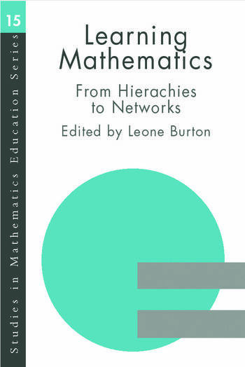 Learning Mathematics From Hierarchies to Networks book cover