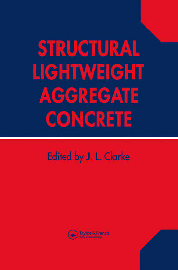 Structural Lightweight Aggregate Concrete book cover