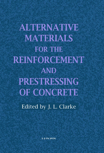 Alternative Materials for the Reinforcement and Prestressing of Concrete book cover