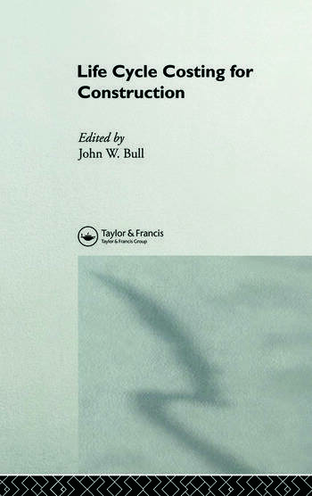 Life Cycle Costing for Construction book cover