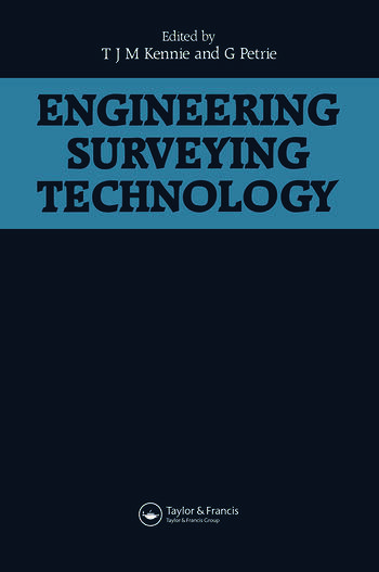 Engineering Surveying Technology book cover