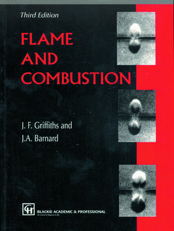 Flame and Combustion book cover