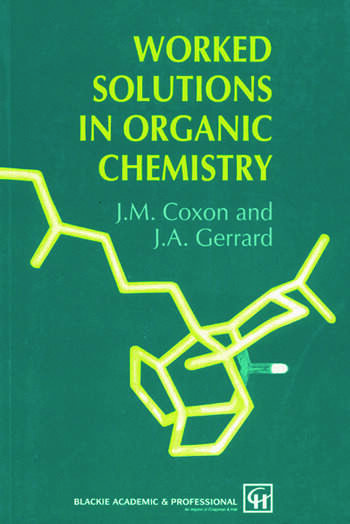 Worked Solutions in Organic Chemistry book cover