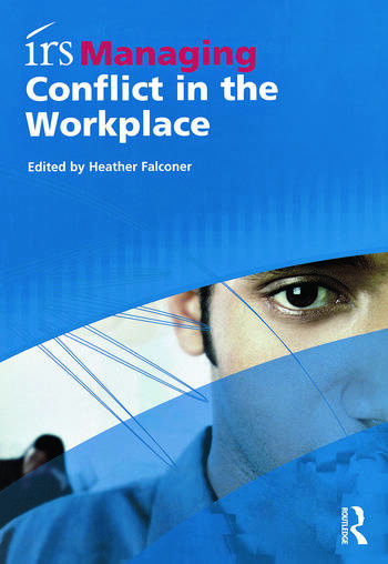 irs Managing Conflict in the Workplace book cover