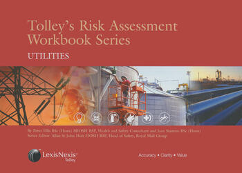 Tolley's Risk Assessment Workbook Series: Utilities book cover