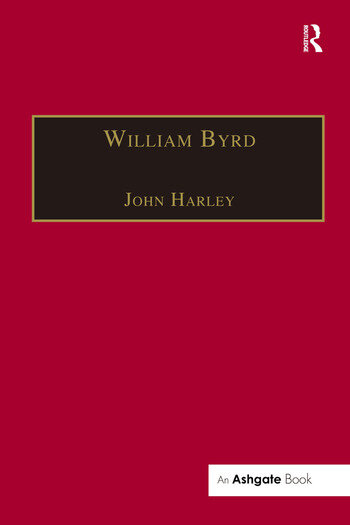 William Byrd Gentleman of the Chapel Royal book cover
