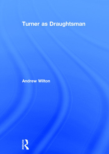 Turner as Draughtsman book cover