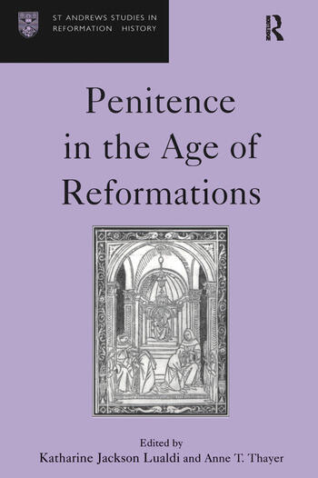 Penitence in the Age of Reformations book cover