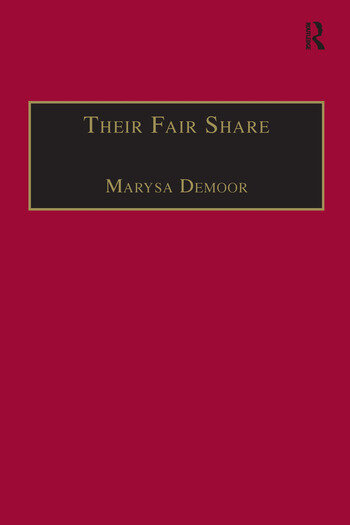 Their Fair Share Women, Power and Criticism in the Athenaeum, from Millicent Garrett Fawcett to Katherine Mansfield, 1870–1920 book cover