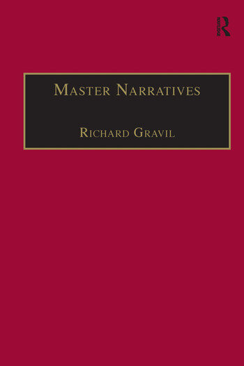 Master Narratives Tellers and Telling in the English Novel book cover