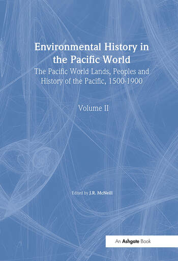 Environmental History in the Pacific World book cover