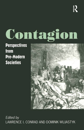Contagion Perspectives from Pre-Modern Societies book cover
