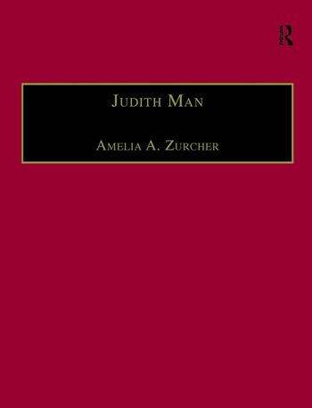Judith Man Printed Writings 1500–1640: Series I, Part Three, Volume 2 book cover