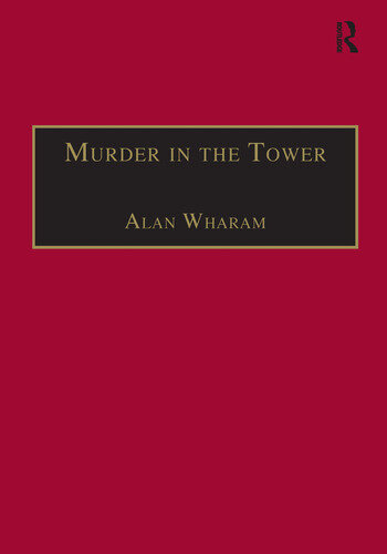 Murder in the Tower and Other Tales from the State Trials book cover