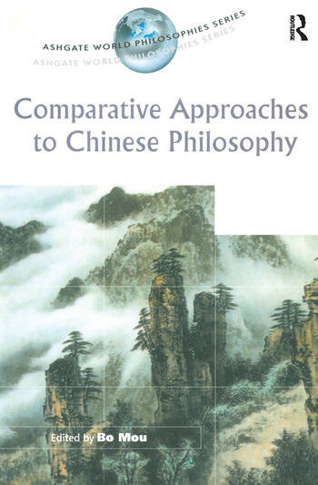 Comparative Approaches to Chinese Philosophy book cover