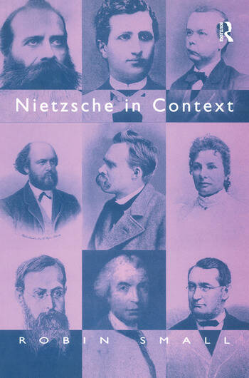 Nietzsche in Context book cover