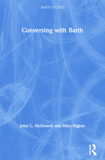 Conversing with Barth book cover