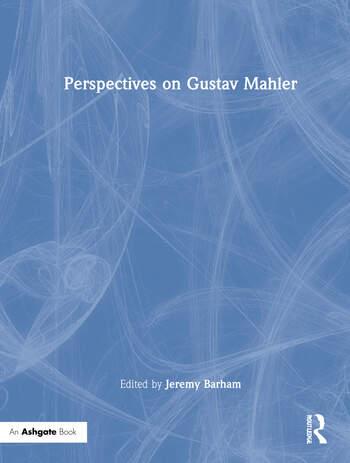 Perspectives on Gustav Mahler book cover