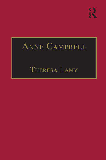 Anne Campbell Printed Writings 1500–1640: Series I, Part Four, Volume 4 book cover