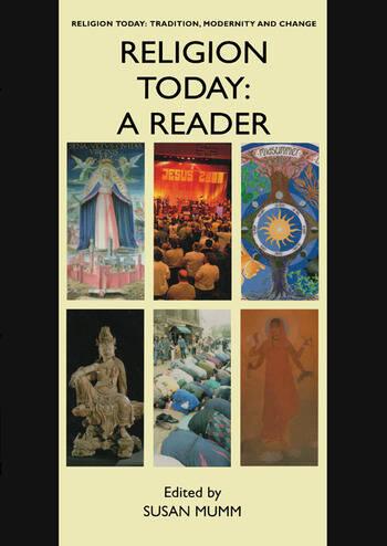 Religion Today: A Reader book cover