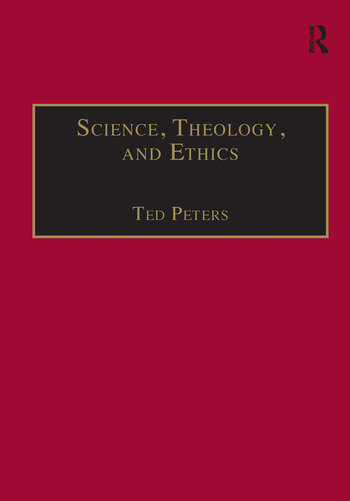 Science, Theology, and Ethics book cover