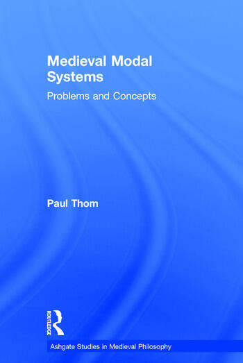 Medieval Modal Systems Problems and Concepts book cover